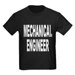 Mechanical Engineer Kids Dark T-Shirt