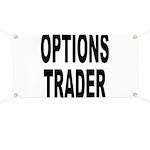 Options Trader Banner