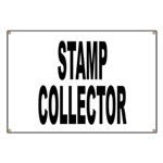 Stamp Collector Banner