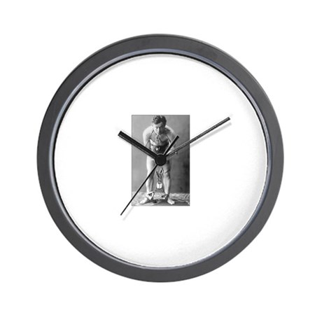 harry houdini Wall Clock