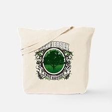 Tree Hugger New Jersey Tote Bag