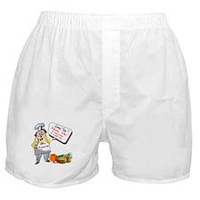 Premium Chef.:-) Boxer Shorts