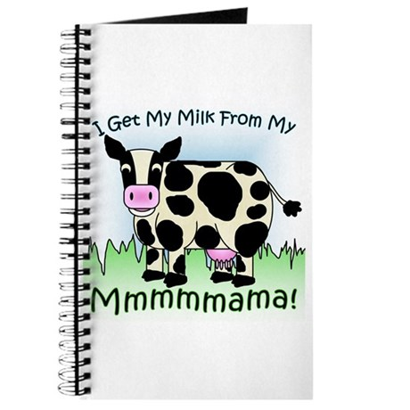 Mmmmmama's Milk Nursing Journal