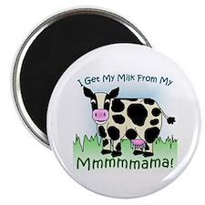 Mmmmmama's Milk Magnet