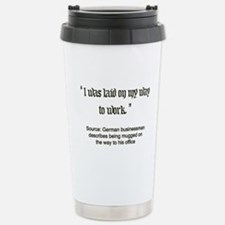 Cute Copyeditor Travel Mug