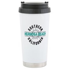 Hermosa Beach California Travel Mug