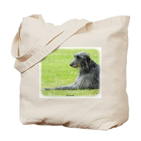 Deerhound 9R061D-090 Tote Bag
