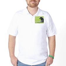Deerhound 9R061D-090 T-Shirt