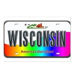 Wisconsin Postcards (Package of 8)