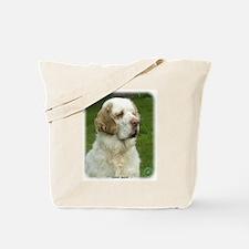 Clumber Spaniel 9Y003D-101 Tote Bag