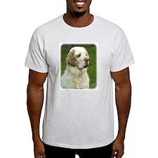 Clumber Spaniel 9Y003D-101 T-Shirt