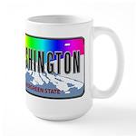 Washington Large Mug