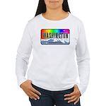 Washington Women's Long Sleeve T-Shirt