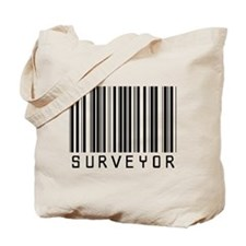 Surveyor Barcode Tote Bag