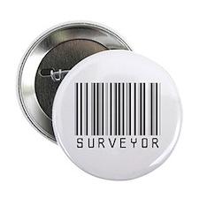 """Surveyor Barcode 2.25"""" Button"""