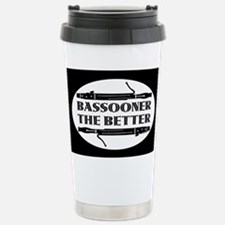 Bassooner the Better (h) Stainless Steel Travel Mu