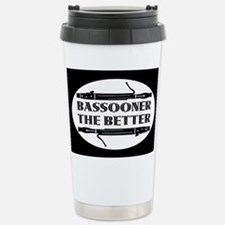 Bassooner the Better (h) Travel Mug