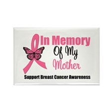 In Memory of My Mother Rectangle Magnet (10 pack)