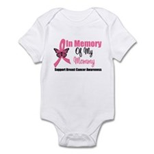 In Memory of My Mommy Infant Bodysuit