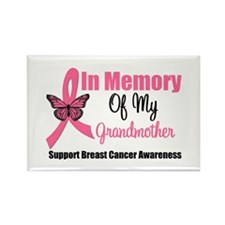 In Memory of My Grandmother Rectangle Magnet