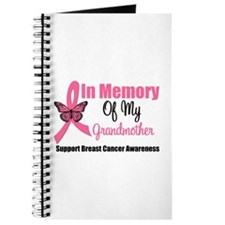 In Memory of My Grandmother Journal