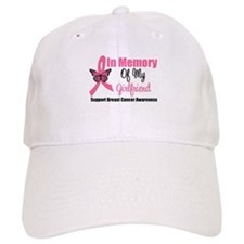 In Memory of My Girlfriend Baseball Cap