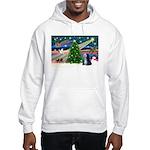 XmasMagic/TibetanTer 5 Hooded Sweatshirt