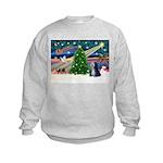 XmasMagic/TibetanTer 5 Kids Sweatshirt