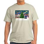 XmasMagic/TibetanTer 5 Light T-Shirt
