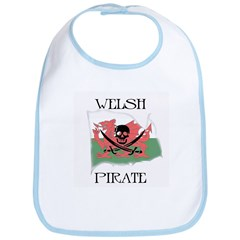 Welsh Pirate Bib