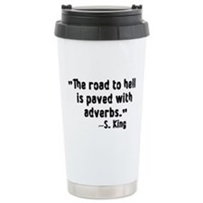 The Road To Hell Travel Coffee Mug
