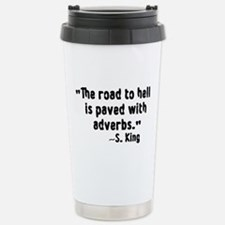The Road To Hell Travel Mug