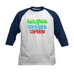 Imagine Create Write Kids Baseball Jersey