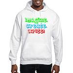 Imagine Create Write Hooded Sweatshirt