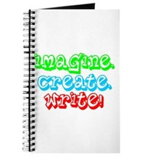 Imagine Create Write Journal