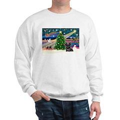 Xmas Magic & Skye Terrier Sweatshirt