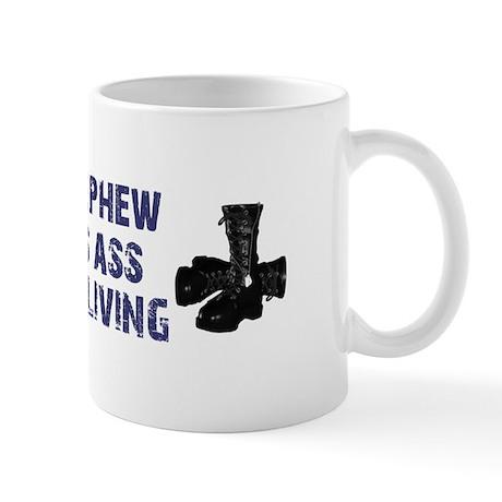 Nephew Kicks Ass Mug