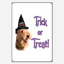 Airedale Trick Banner