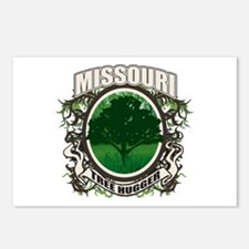 Tree Hugger Missouri Postcards (Package of 8)