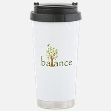 Balance Stainless Steel Travel Mug