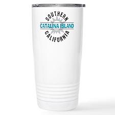 Catalina Island California Travel Mug