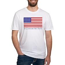 In Cannabis We Trust Shirt