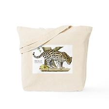 Ocelot Tote Bag