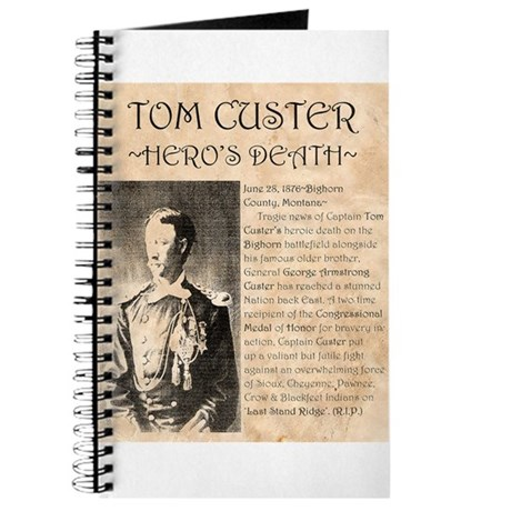 Tom Custer Journal