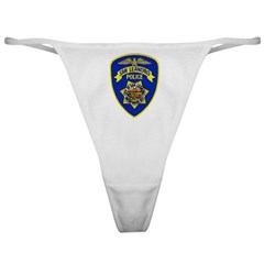 San Leandro Police Classic Thong