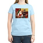 Santa's Sib Husky Women's Light T-Shirt