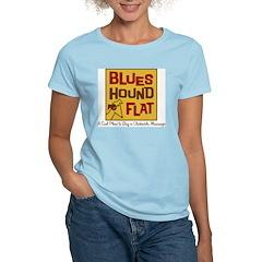 Blues Hound Flat T-Shirt