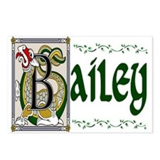 Bailey Celtic Dragon Postcards (Package of 8)