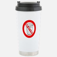 NO STYRO Stainless Steel Travel Mug