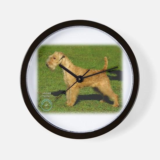 Lakeland Terrier 9P002D-026 Wall Clock